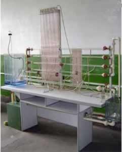 自循环能量方程实验装置