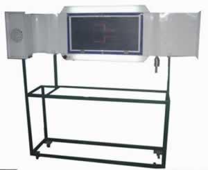 烟气流线实验装置