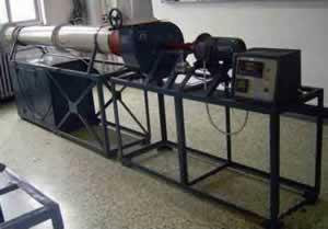 轴流式风机风室性能实验装置