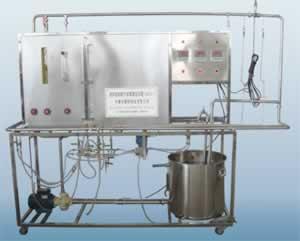 数字化流体流动阻力实验装置