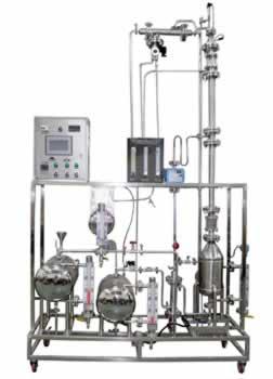 泵性能组合精馏实验装置