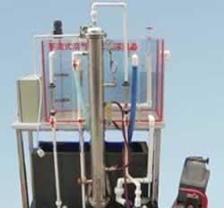 无阀滤池实验装置