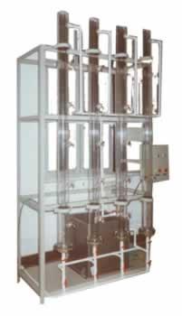 自由沉降实验装置