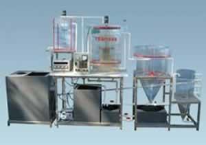 电解凝聚气浮实验装置