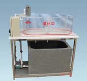 双沟式氧化实验装置
