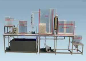活性污泥法动力学关系测定实验装置