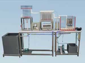 电解法渗漏液膜反应实验装置
