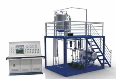流体输送实验装置