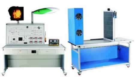 太阳能电源技术及其应用实验设备
