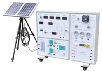 太阳能发电教学实验装置