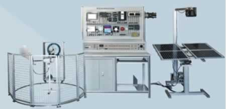 风光互补发电系统实验台